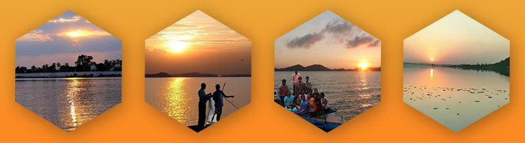 Beautiful Sunset in Asansol