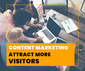 Content Marketing Ad banner