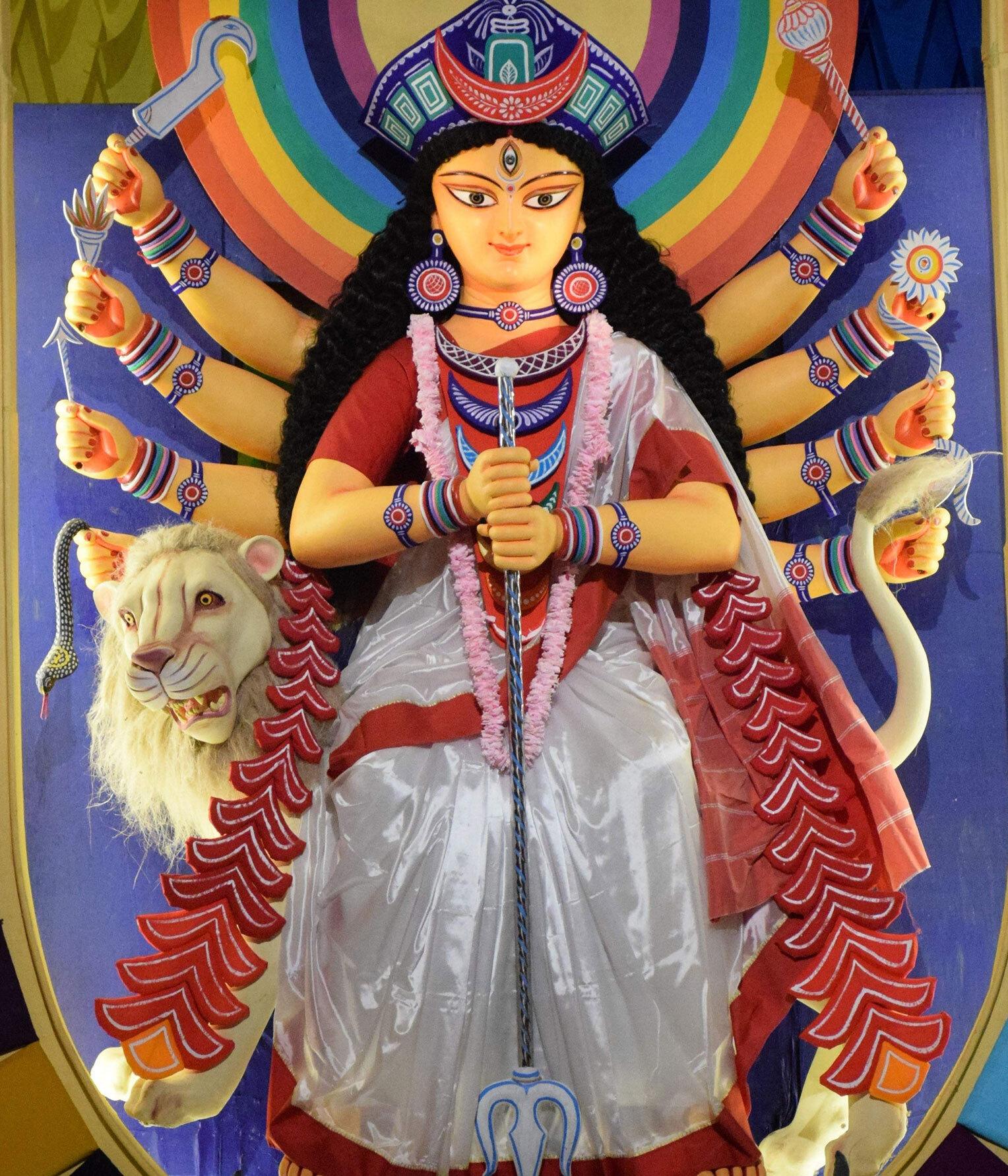 Durga Puja Asansol
