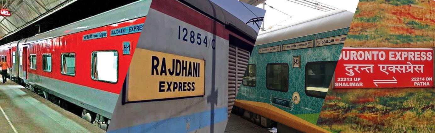 Asansol railway station trains