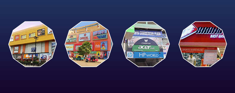 Places To Shop In Asansol