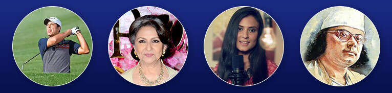 Popular celebrities of Asansol