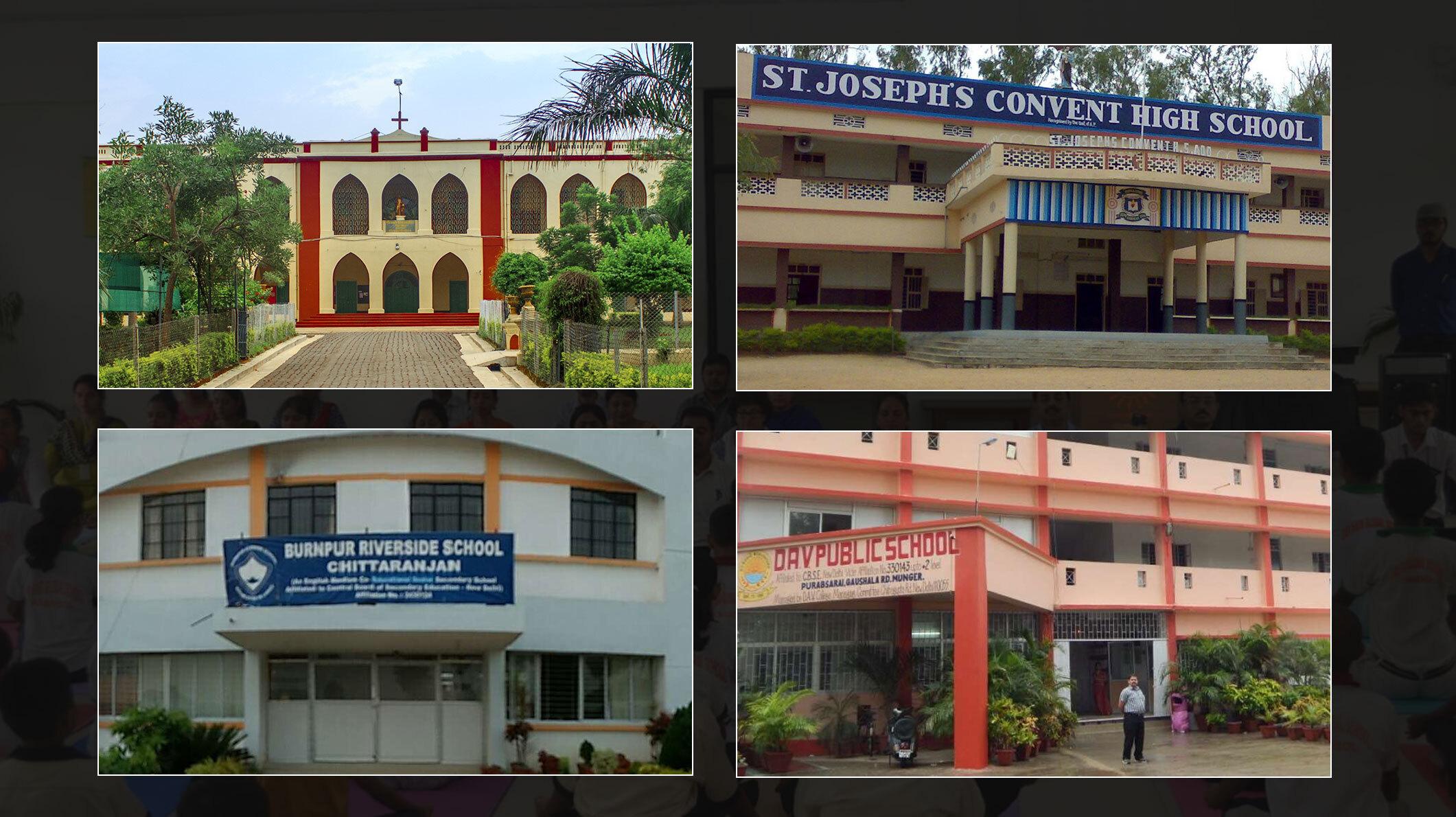 Schools in Asansol