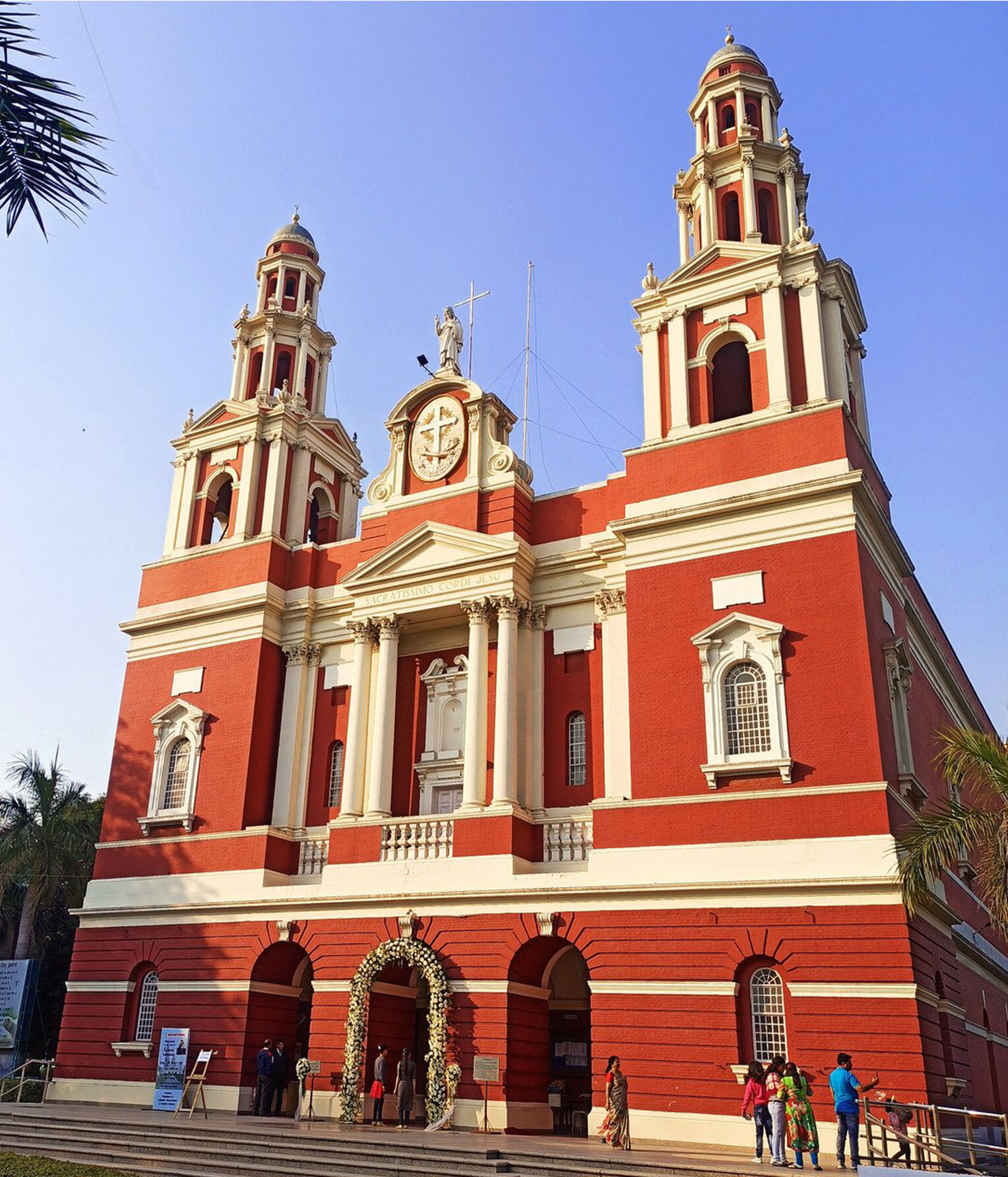 The Sacred Heart Cathedral Church