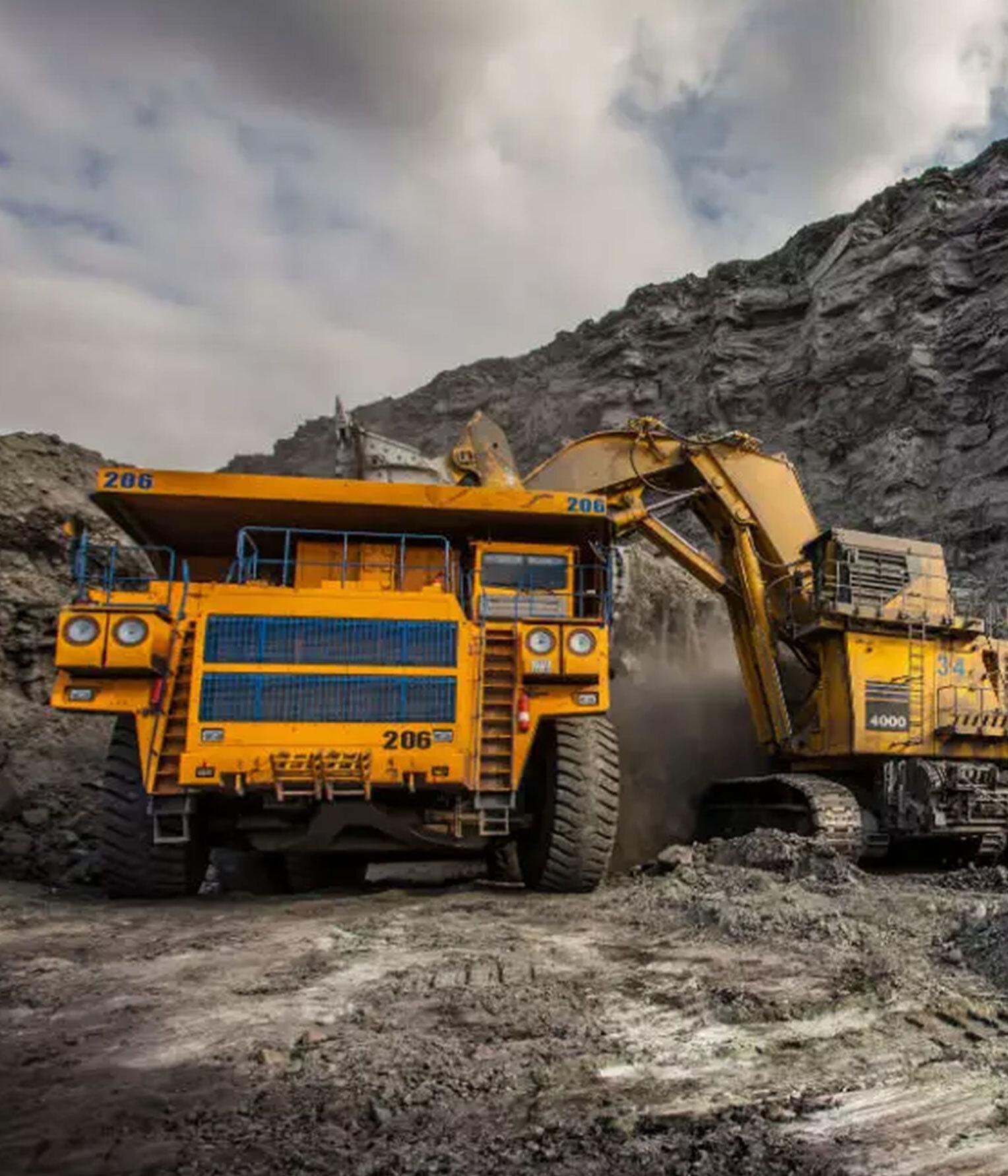 Collieries in Asansol