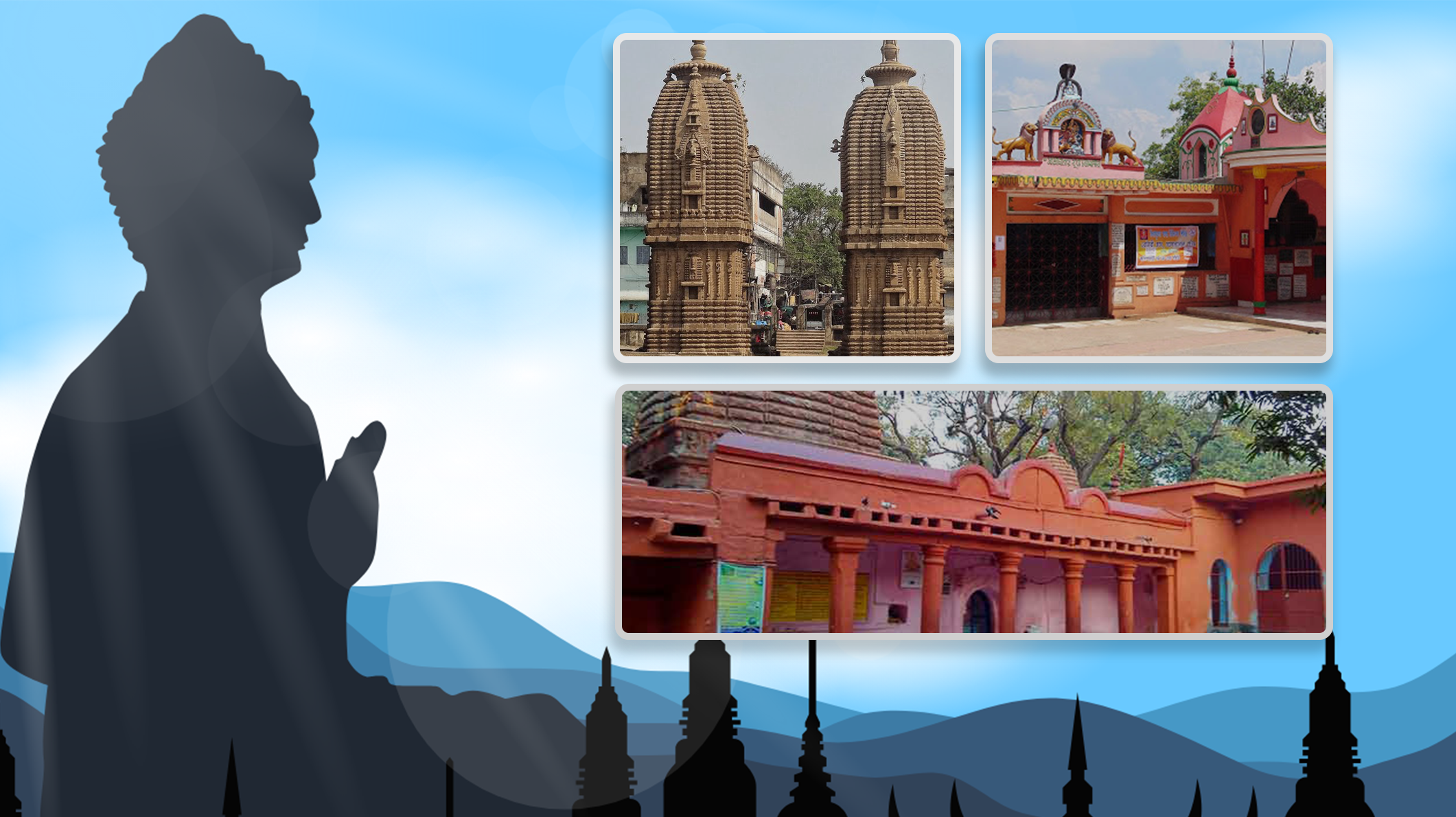Temples in Asansol