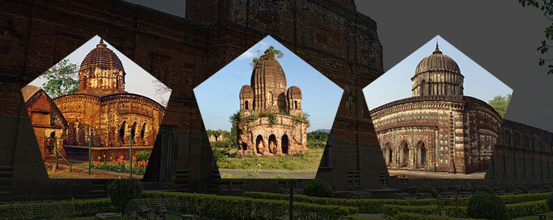 Temples in Asansol city