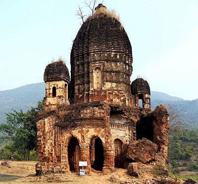 Old temple Asansol