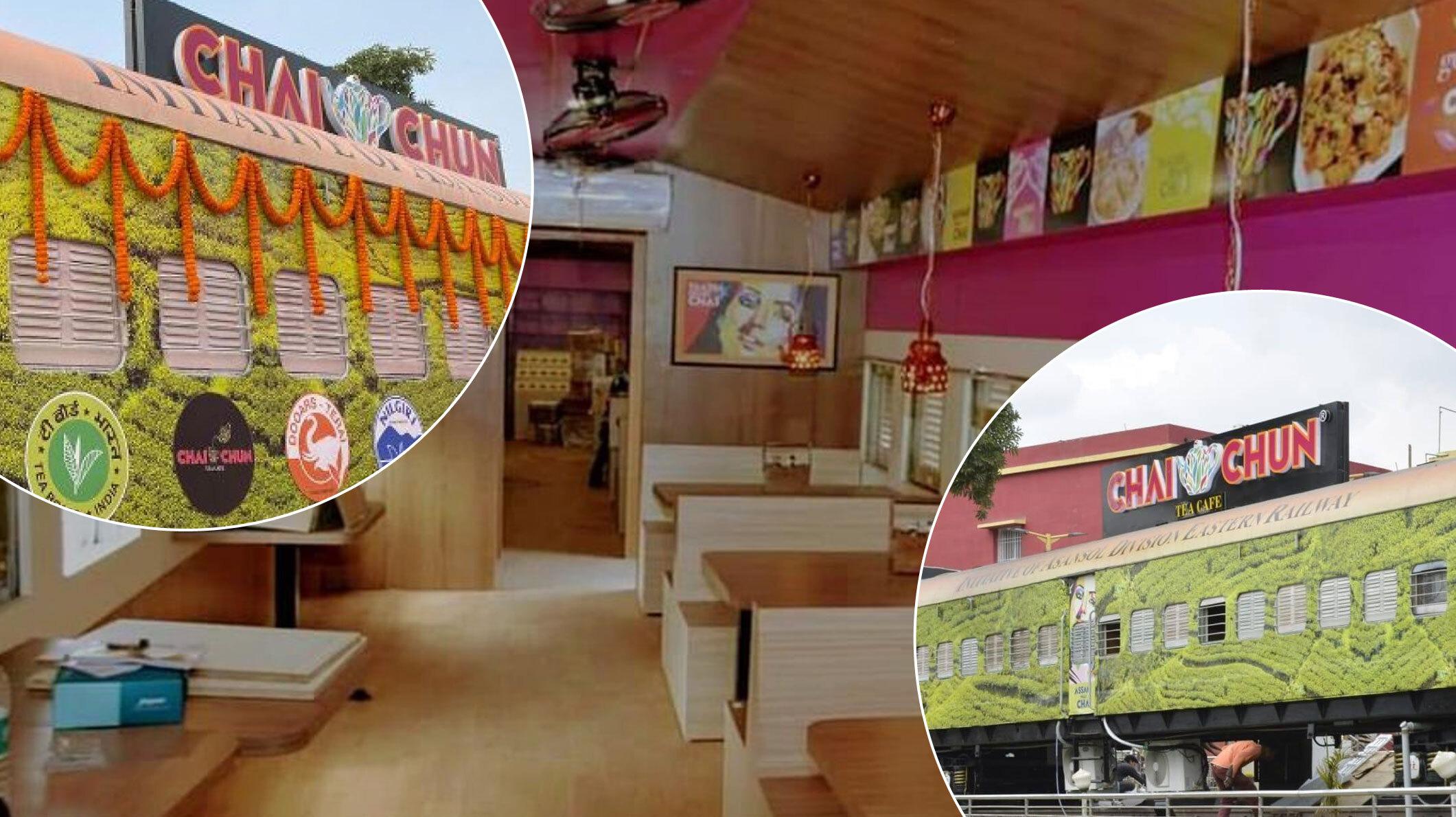 Restaurant on Wheels in Asansol
