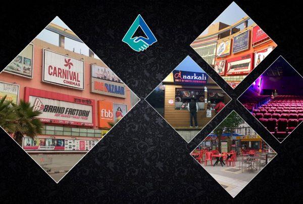 Sentrum mall Asansol city