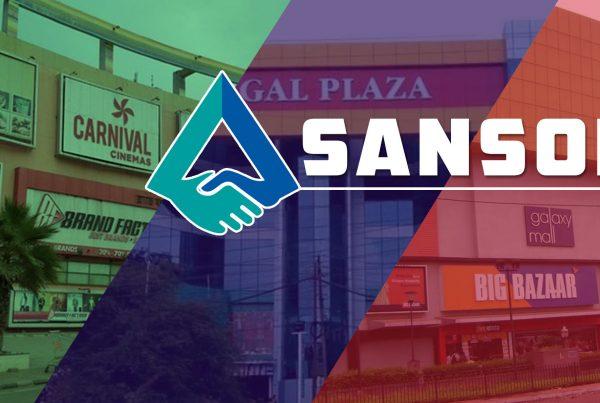 Malls in Asansol