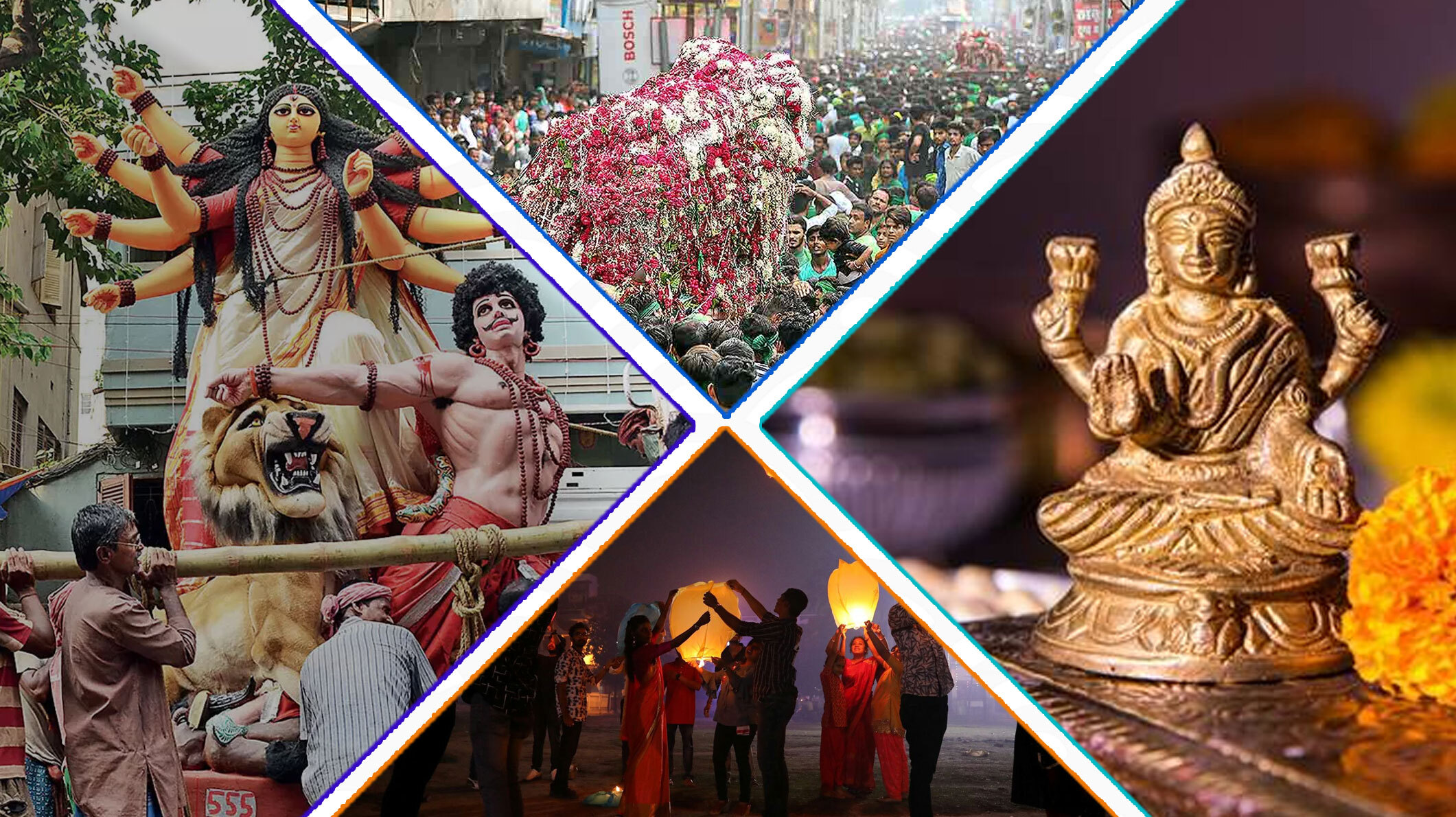 Festival Celebration in Asansol