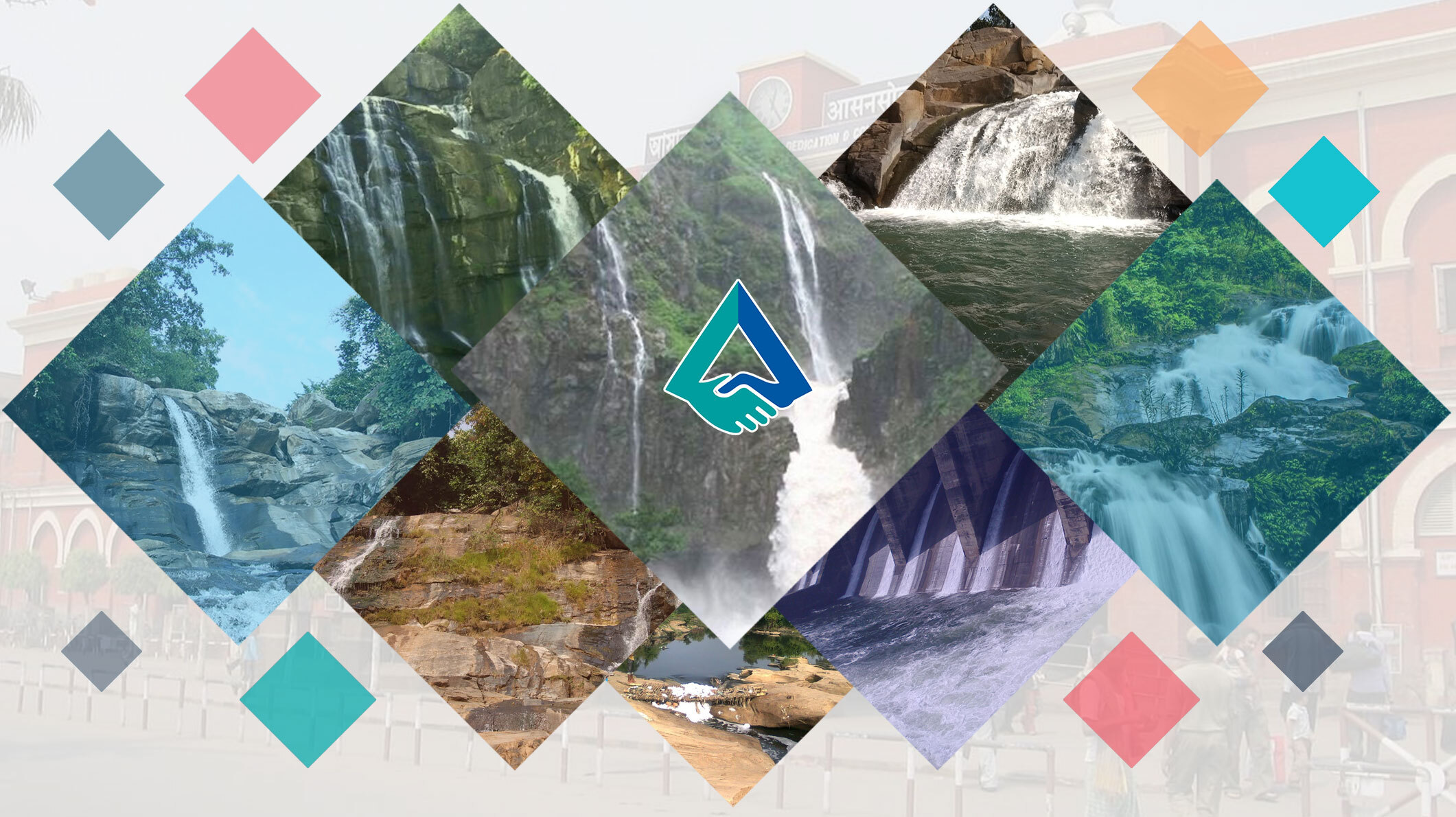 Waterfalls Near Asansol