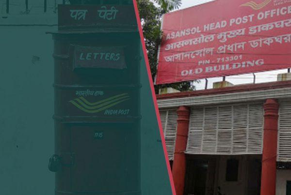 Asansol Head Post Office