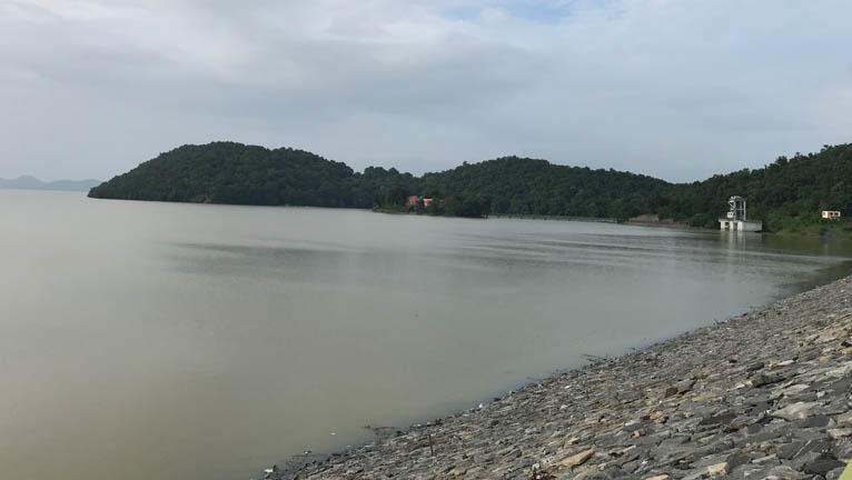 Maithon Dam Evening