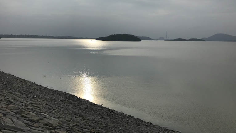 Sightseeing Near Maithon Dam